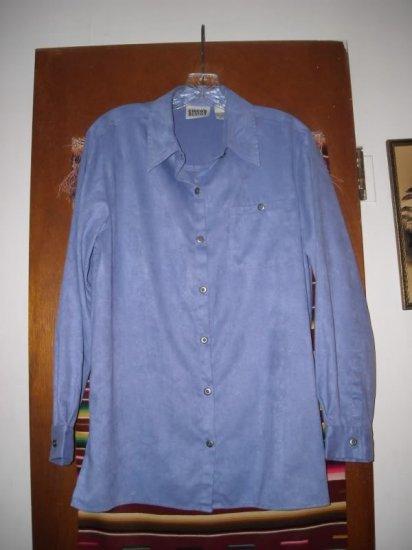 Womens Chicos Design Shirt Purple 1