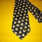 Mens Utopia Rubber Duck Duckie Tie Necktie