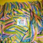 Womens Vintage Levis Western Wear Shirt S Colorful