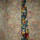 Mens Hardy Amies Abstract Retro Silk Tie Necktie