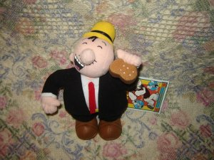 Wimpy Doll from Popeye The Sailor King Features