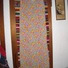 April Cornell Floral Rayon Sleeveless Dress L