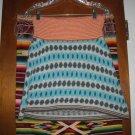Womens Orla Kiely Knit Skirt 2 UK 10 US 6