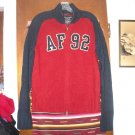 Mens Abercrombie & Fitch Sweater Jacket S