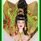 Limited Edition BARBIE FANTASY GODDESS OF ASIA 1st in Series BOB MACKIE DOLL New