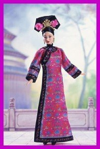BARBIE Princess of China DOLLS OF THE WORLD WOW!!!