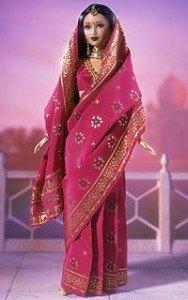 PRINCESS of INDIA  DOLLS of the WORLD Barbie RARE