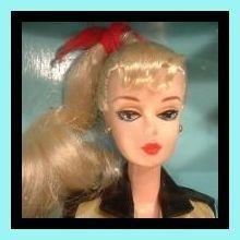 BOWLING CHAMP Barbie Doll w/ Brunswick Ball Vintage Face FAO SCHWARZ GIFT