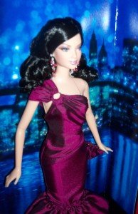 2006 Rhapsody in New York Barbie (Barbie Fan Club Exclusive) *NRFB* GOLD LABEL