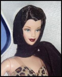 2001 Barbie RARE Paris Convention Doll LTD 1100 NRFB