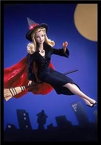 NEW Elizabeth Montgomery BEWITCHED SAMANTHA Barbie Doll