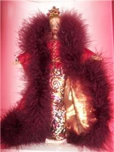 1998 Byron Lars CINNABAR SENSATION Barbie Blonde NRFB