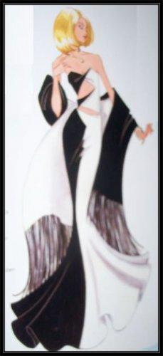 NOIR ET BLANC Barbie Doll - NRFB - BFC Exclusive RaRe