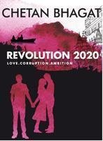 REVOLUTION 2020 by CHETAN BHAGAT 9788129118806 BRAND NEW BOOK