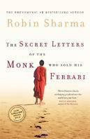 THE SECRET LETTERS OF THE MONK WHO SOLD HIS FERRARI by ROBIN SHARMA 9788184952926 NEW BOOK