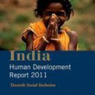 INDIA HUMAN DEVELOPMENT REPORT 2011 New Book 9780198077589