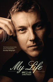 MY LIFE by Brett Lee and James Knight New Book Autobiography