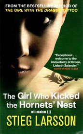 THE GIRL WHO KICKED THE HORNET'S NEST by STIEG LARSSON NEW BOOK IN ENGLISH