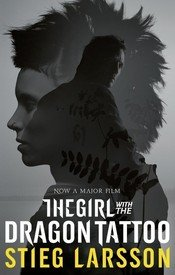 THE GIRL WITH DRAGON TATTOO by STIEG LARSSON NEW BOOK IN ENGLISH