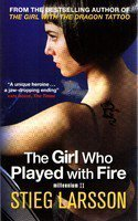 THE GIRL WHO PLAYED WITH FIRE by STIEG LARSSON NEW BOOK IN ENGLISH