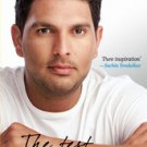 THE TEST OF MY LIFE from Cricket to Cancer and Back by YUVRAJ SINGH BRAND NEW BOOK in English