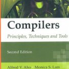 Compilers Principles Techniques and Tools 2nd Edition by Ravi Sethi, Alfred V. Aho NEW BOOK second