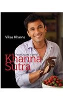 Khanna Sutra Food Lessons In Love by Vikas Khanna NEW BOOK in English