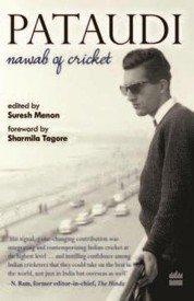 PATAUDI : NAWAB OF CRICKET by SURESH MENON BRAND NEW BOOK in English