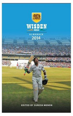 Wisden India Almanack 2014 edited by Suresh Menon 9789382951803 New Book almanak