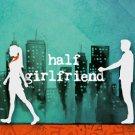 PRE-ORDER HALF GIRLFRIEND BY CHETAN BHAGAT BRAND NEW BOOK girl friend the