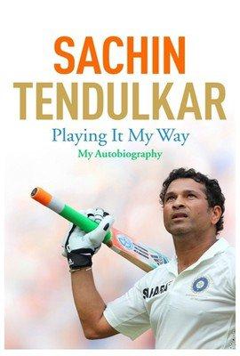 Sachin Tendulkar - Playing it My Way : My Autobiography Brand New Book by Sachin Tendulkar