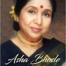 ASHA BHOSLE : A Musical Biography by Raju Bharatan BRAND NEW BOOK 9789385827150 the bhosale