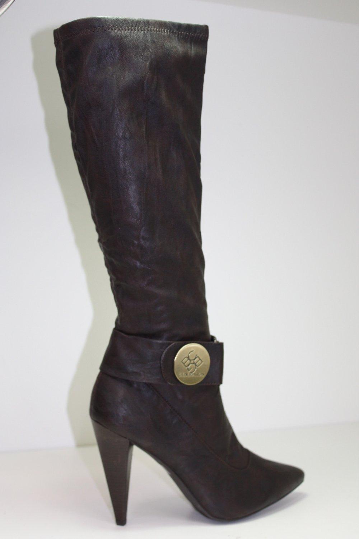 Bcbg AMELIA Boots BROWN Shoes US 9.5/39.5 $139