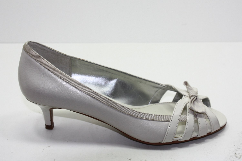 Bandolino ENVIGOR Pumps WHITE Shoes US 6 $69