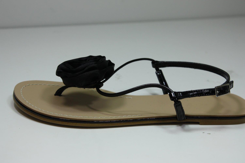 Rampage Ramira Sandals Black Shoes US 7 $39.99