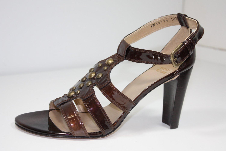 Stuart Weitzman Yammer Heels Brown Shoes US 10.5 $335