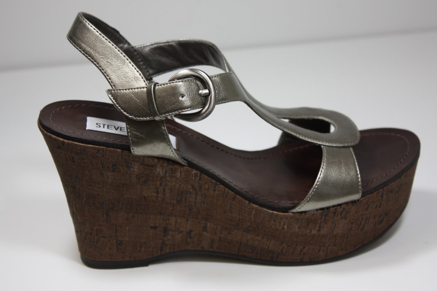 Steve Madden Caprie Sandals Bronze Shoes US 9 $79