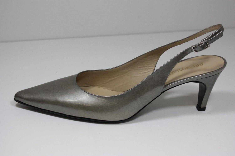 Bruno Magli Laconi Pumps Gray Shoes US 39.5 $305