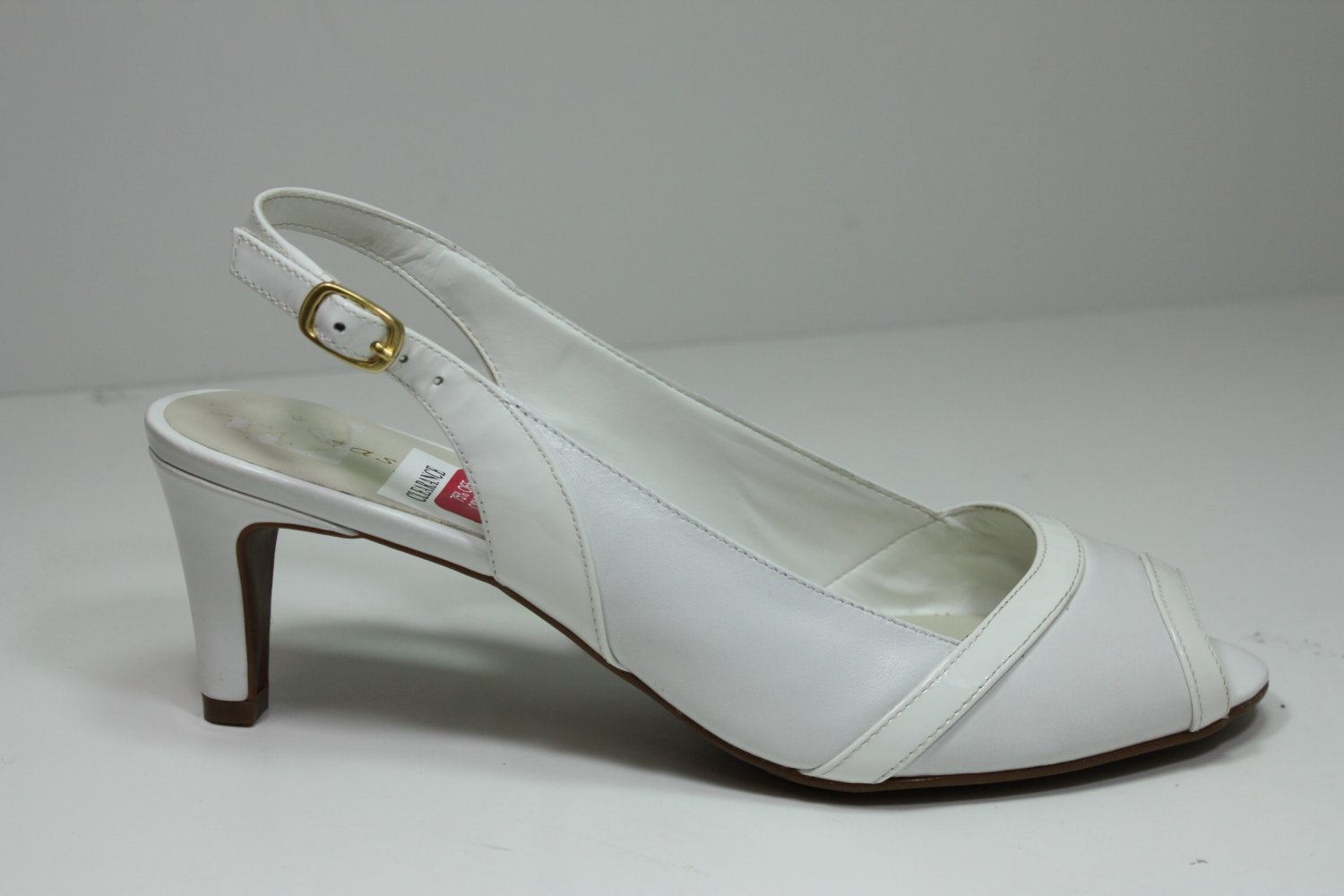 Easy Spirit Piper Pumps White Shoes US 8.5 $75