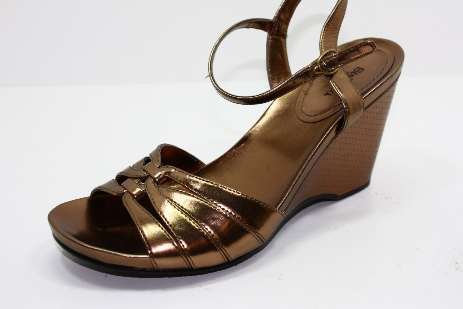Style & Co POLLY Sandals RUSTCOPPER Womens Shoes 9