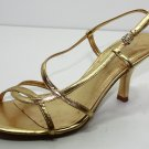 Nine West ROTHKO Sandals YELLOW Womens Shoes 6