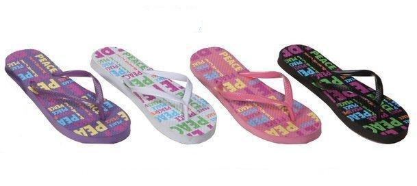 Flip Flops Flat Sandals Thongs Womens Shoes 5~11 Color