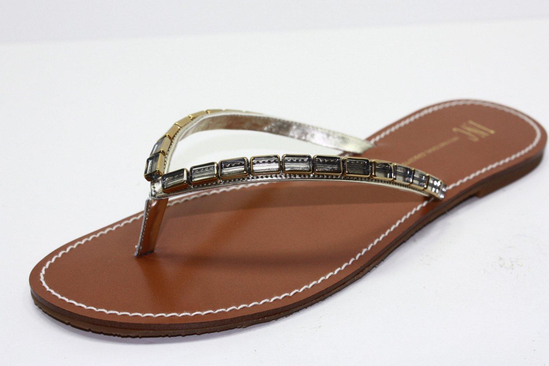 Inc FARRAH Sandals GOLD Womens Shoes 6