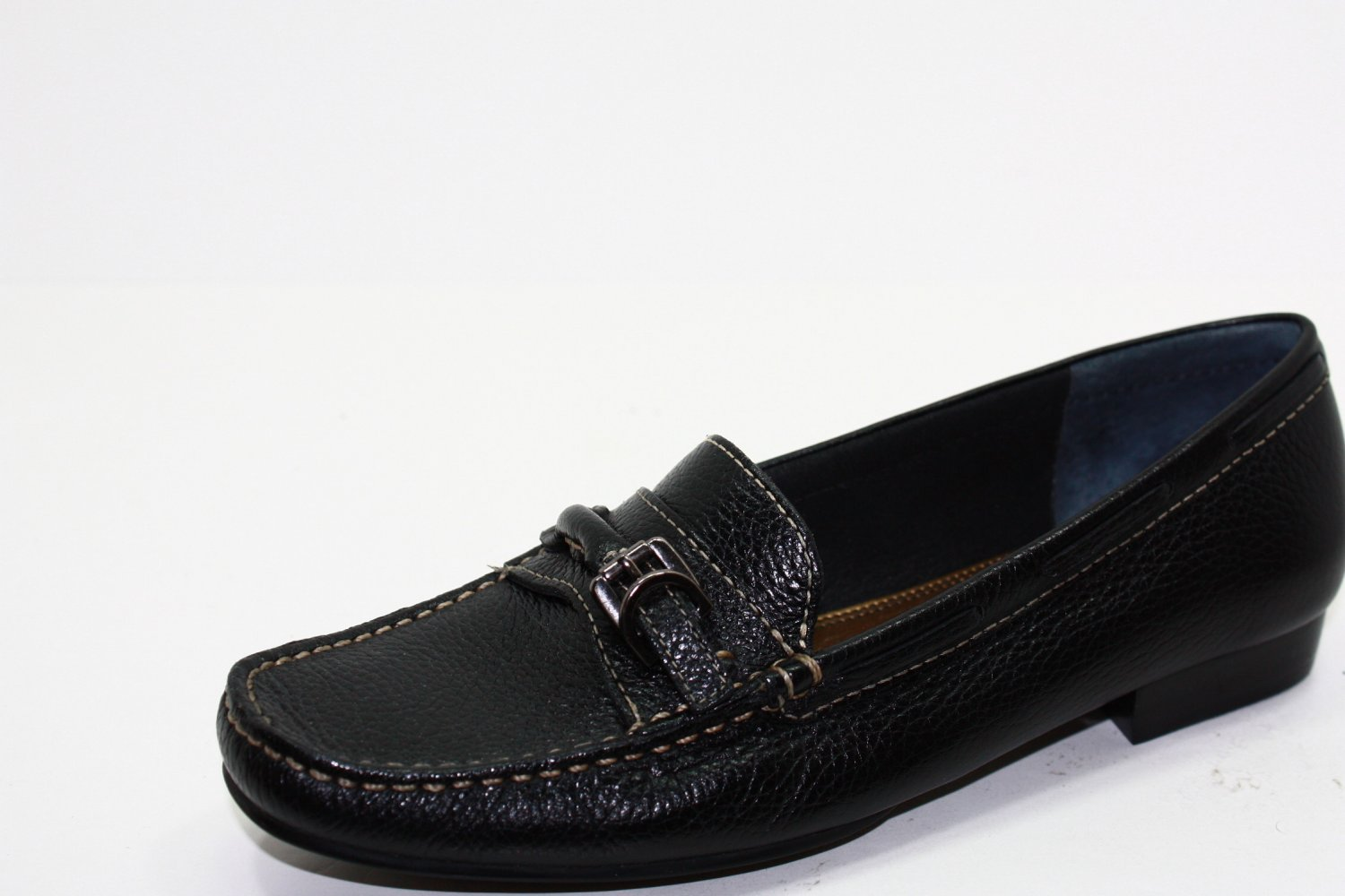 UNISA NICK Loafers BLACK Womens Shoes 6.5