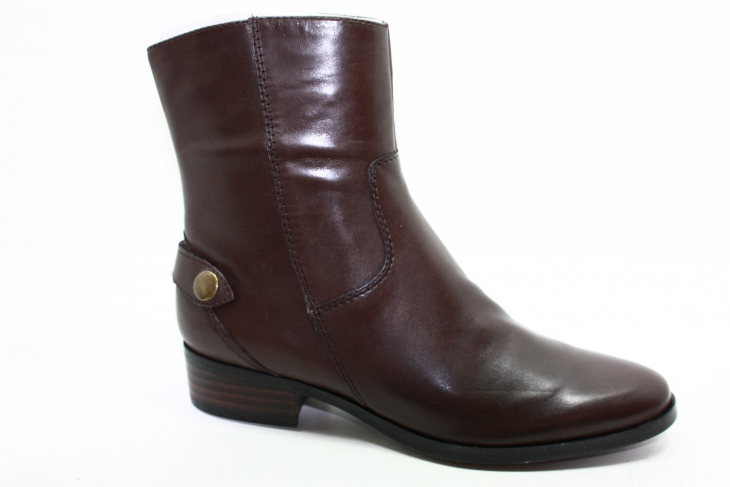 Marc Fisher HELKI Boots BROWN Womens Shoes 6.5