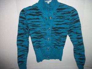 Zebra Print Jacket