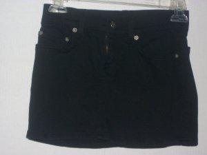 Forever 21-Black mini skirt