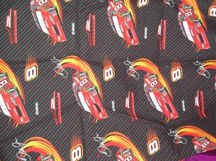 Dale Earnhardt #8  Nascar Fabric 2003 Fat Quarter