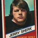 1976 Wonder Bread Football card #16 Jerry Sherk Browns
