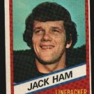1976 Wonder Bread Football card #18 Jack Ham Steelers